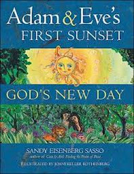 Adam and Eve's First Sunset: God's New Day