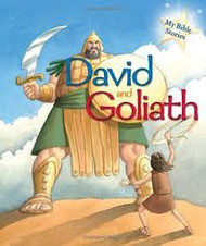 David and Goliath (My Bible Stories)