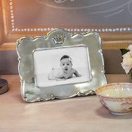 Beatriz Ball BABY Collection Princess Crown Frame (4x6)