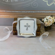 Beatriz Ball BABY Collection Square Cross Tray