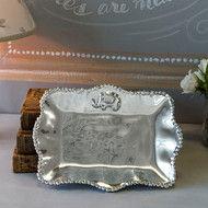 Beatriz Ball BABY Collection Rectangular Elephant Tray