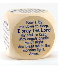 Prayer Cube: Bedtime