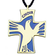 Choir Cross Pendant