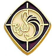 Episcopal Church Women Pin (ECW) - Small