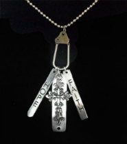 Charmed Faith Necklace