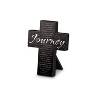 "Mini Metal Cross ""Journey"""