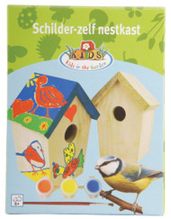 Children's Build it Yourself Birdhouse Kit