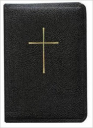 The Book of Common Prayer (BCP) and Hymnal 1982 - Black Leather