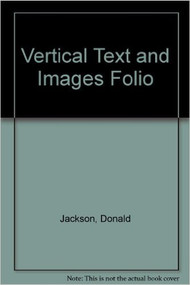 Vertical Text & Images Folio - Pack of 10 cards