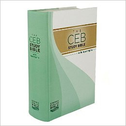 The CEB Study Bible with Apocrypha - Episcopal Shoppe