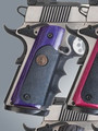 Pachmayr® American Legend Laminate Grip - Colt 1911 - Tropical Purple