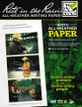 "Rite in the Rain® All-Weather Paper (White - 8.5"" x 11"") 50-PK"