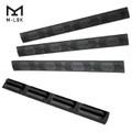 ERGO® M-LOK™ WedgeLok™ Slot Cover Grip 4-PK - BLACK