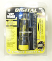 Wheeler® Digital F.A.T. Torque Wrench® Kit (Digital Wrench + 10 Driver Bits + Case)