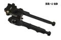 Accu-Tac™ BR-4 Bipod (QD Mount) - BLACK