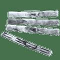ERGO® M-LOK™ WedgeLok™ Slot Cover Grip 4-PK - ARCTIC