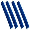ERGO® M-LOK™ WedgeLok™ Slot Cover Grip 4-PK - ROYAL BLUE