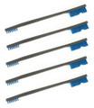 OTiS® All Purpose Blue Nylon Heat Treated Brushes 5-PK