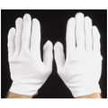 Tipton® Cotton Inspection Gloves - 4 Pairs
