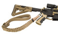 Caldwell® Single Point Tactical Sling - DARK EARTH