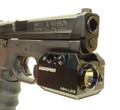 LaserSpeed™ EL-MN-L2G Compact 180lm LED Light / Green Laser