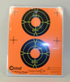 "Caldwell® Orange Peel 3"" Bullseye - 15 Sheets"