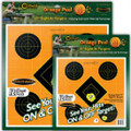 "Caldwell® Orange Peel 8"" Sight-In - 5 Sheets"