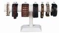 980 - 4 dozen Leather Snap Bracelet