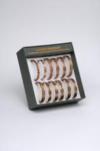 Box Display Copper Cuffs