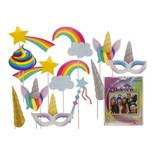 Unicorn Party Photo Accessories