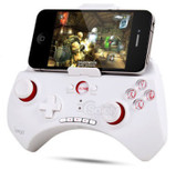 Wireless Bluetooth Gamepad for iPhone, PC, Android Smartphone and Tablets