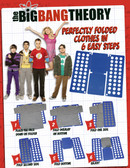 Sheldon's Shirt Folder - Groopie