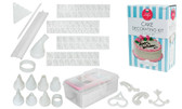 100 Piece Cake Baking and Decorating Sets