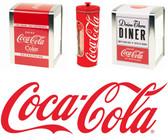 Vintage Coca Cola Napkin Dispenser or Straw Container