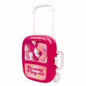 Beauty Play Set In Trolley Case