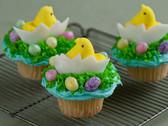 Easter Cupcake Baking Set