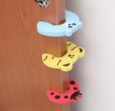 2 pieces Animal Design Door Stop Finger Guards