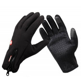 Water/Wind Resistant Touchscreen Gloves