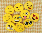 Emoji Coin Purse Mini Wallet