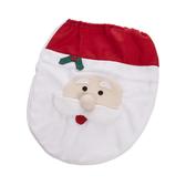 Christmas Santa Toilet Seat Cover