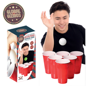 Beer Pong Game Party Set, Set of 27