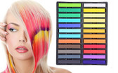 24 pcs Hair Chalk Set