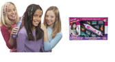 GIRLS HAIR BEADER KIT WITH HAIR BEADS