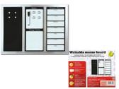 Magnetic Memo Board / Planner