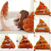 Poop Emotion Cushions