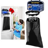 LAUNDRY BASKETBALL HOOP DOOR HANGING FUN