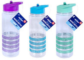 750ml Jewelled Drinks Bottles