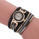 Ladies' Crystal Wrap Watch - 2 Styles!