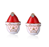 3 Pcs Christmas Earrings Set