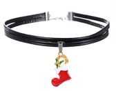 5 Pcs Christmas Choker Sets